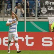 Kiel gewinnt gegen Wiesbaden - Lotte verliert gegen Münster (Foto)