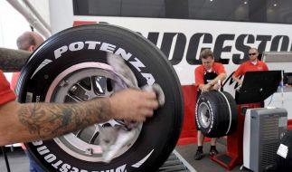 Der Nächste: Bridgestone steigt 2010 aus (Foto)