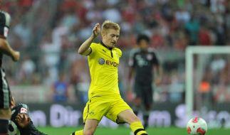 Der teuerste Neuzugang der Saison: Auf Marco Reus liegt der Fokus in der Saison 2012/13. (Foto)