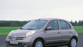 Der Nissan Micra als Gebrauchtwagen (Foto)