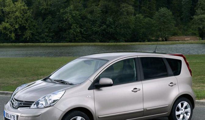 Der Nissan Note im Gebrauchtwagen-Ckeck (Foto)