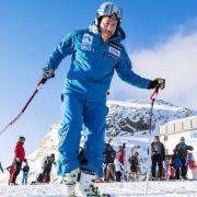 Der Norweger Kjetil Jansrud macht sich bereits für die neue Ski-alpin-Saison, die am 22. Oktober 2016 mit dem traditionellen Riesenslalom in Sölden/Tirol eröffnet wird. (Foto)