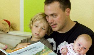 Der Papa als neue Mama: Männer wollen auch zunehmend die Vaterrolle übernehmen. Und fordern deshalb  (Foto)