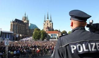 Der Papst besucht Deutschland (Foto)