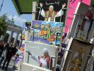 Der Papst kommt: Ausnahmezustand in Berlin (Foto)