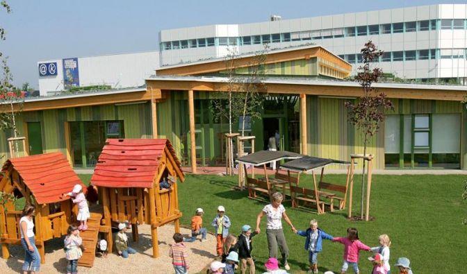 Der perfekte Kindergarten (Foto)