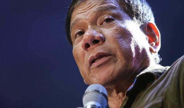 Philippinischer Präsident vergleicht sich mit Hitler (Foto)