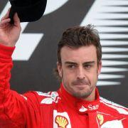 Der zweite Platz im letzten Rennen reichte nicht: Fernando Alonso fehlte Geschwindigkeit.