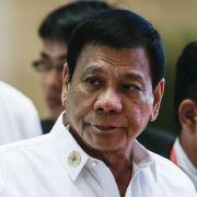 """Hurensohn""! Philippinischer Präsident beleidigt Barack Obama (Foto)"