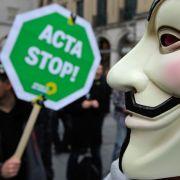 Der Protest hat Wirkung gezeigt: Das Anti-Produktpiraterie-Abkommen Acta wurde vom EU-Parlament abgelehnt.