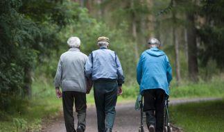 Der Rentenbeitrag sinkt (Foto)