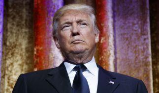 Der Republikaner Donald Trump wird am 20. Januar 2017 in Washington D.C. in sein Amt als 45. Präsident der Vereinigten Staaten von Amerika eingeführt. (Foto)