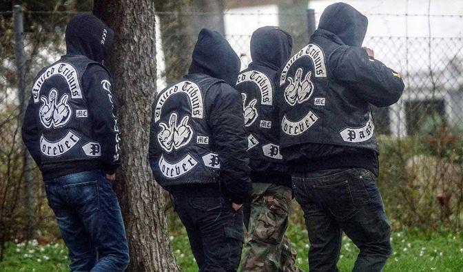 Der Rocker-Club United Tribuns soll weltweit fast 2.000 Mitglieder haben. Doch immer mehr Anhänger wenden sich ab. (Foto)