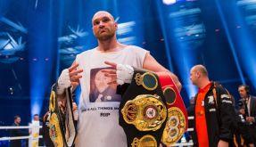 Der Rückkampf gegen Wladimir Klitschko soll sein letzter werden: Tyson Fury will seine Karriere beenden und Zeit mit der Familie verbringen. (Foto)