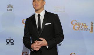 Der Schauspieler Channing Tatum ist vom Magazin People zum Mann mit dem größten Sexappeal gekürt worden. (Foto)