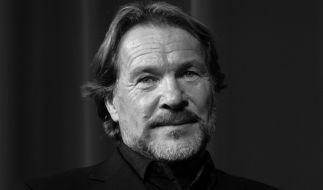 Der Schauspieler Götz George ist tot. (Foto)