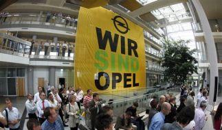 Der Schicksalstag für Opel steht kurz bevor. (Foto)