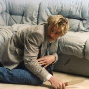 Am Boden zerstört: der eifersüchtige, von Hass erfüllte Patrick (Jacques Penot) in Der Schrei der Eule.