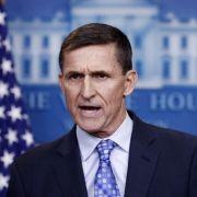 Der Sicherheitsberater von US-Präsident Trump, Michael Flynn, ist zurückgetreten. (Foto)