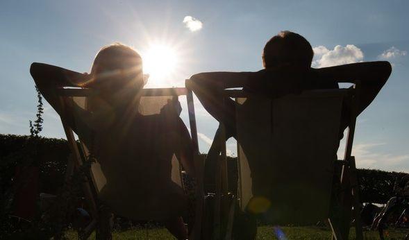 Der Sommer kommt zurück! Jetzt wird's ordentlich heiß (Foto)
