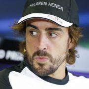 Der Spanier Fernando Alonso fährt in Russland seinen 250. Formel 1-Grand Prix. (Foto)