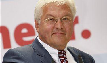 Der SPD-Kanzlerkandidat Frank-Walter Steinmeier will mehr. (Foto)
