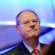 Der SPD-Kanzlerkandidat Peer Steinbrück muss bis zur Bundestagswahl 2013 mächtig aufholen.