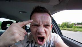 Der Sraßenverkehr macht viele Autofahrer aggressiv. (Foto)