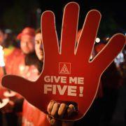 Der Streik ist dank einer Tarifeinigung beendet. (Foto)