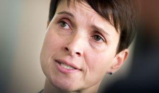 Der Streit zwischen Frauke Petry und ihrer Ex-Partei geht weiter. (Foto)