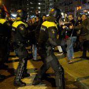 Streit zwischen Türkei und Niederlanden eskaliert (Foto)