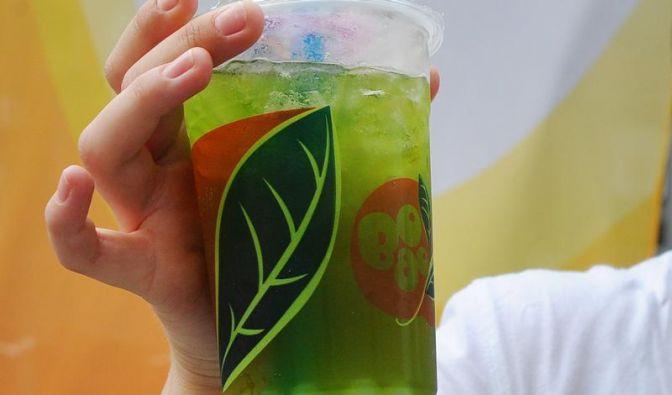 Der süße Szene-Trend des Jahres war Bubble Tea (Foto)