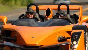 Der Supersportwagen aus Neuseeland (Foto)