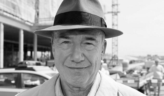 """Der ehemalige """"Tatort""""-Kommissar Dietz-Werner Steck ist am 31.12.2016 im Alter von 80 Jahren gestorben. (Foto)"""