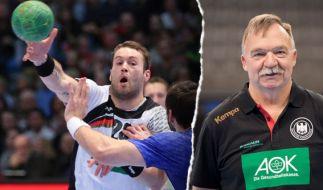 Der deutsche Team-Arzt verordnet seinen Handballern Schlaftabletten. (Foto)