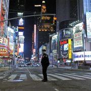 Der Times Square in New York: Hier wollten die Boston-Attentäter Bomben zünden.