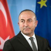 """Der türkische Außenminister Mevlüt Cavusoglu wirft der Europäischen Union """"Türkei-Feindlichkeit"""" vor. (Foto)"""