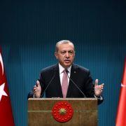 Der türkische Staatspräsident Recep Tayyip Erdogan gab in der ARD ein Interview und Sprach über die Wiedereinführung der Todesstrafe und die Verlängerung des Ausnahmezustandes. (Foto)