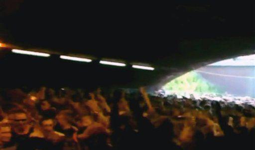 Der Tunnel wurde zur Todesfalle (Foto)