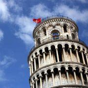 Der schiefe Turm in Pisa ist nur einer von vielen Kulturschätzen, die die Toskana zu bieten hat.
