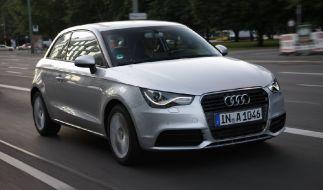 Der U 30-Audi (Foto)