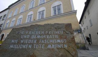 Der richtige Umgang mit dem Nazi-Erbe steht wieder auf der Tagesordnung. (Foto)