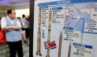Der UN-Sicherheitsrat will nordkoreanische Atomtests mit einer weiteren Resolution stoppen. (Foto)