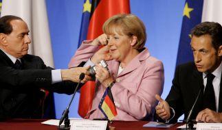 Der unbelehrbare Signiore Berlusconi (Foto)