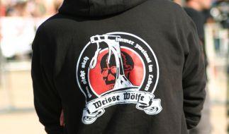 """Der Verein """"Weisse Wölfe Terrorcrew"""" ist nun verboten worden. (Foto)"""