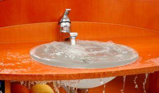 Der vergessene Wasserhahn (Foto)