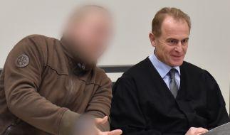 Der wegen Volksverhetzung angeklagte Marcel Z. wurde verurteilt. (Foto)