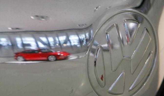 Der Vorstandsvorsitzende der Volkswagen AG, Martin Winterkorn, besiegelte die Fusion mit den Worten: «Volkswagen und Porsche gehören zusammen.» (Foto)