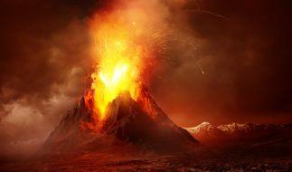 Der Vulkan Peaktusan ist eine der größten Gefahren für die Menschheit. (Foto)
