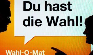 Der Wahl-O-Mat zur Bundestagswahl startet am 30. August 2017. (Foto)